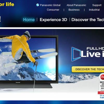 La 3D chez Sony, Panasonic, Samsung, LG...