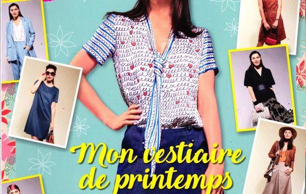 Magazines de mai 2020: Modes & Travaux Hors-Série n°31
