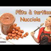 Nucciola, la pâte à tartiner Corse. Recette au Thermomix