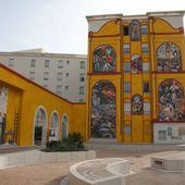 Fresque Hommage à Diego Rivera