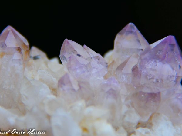 Amethyst Scepter from China (size: Miniature)