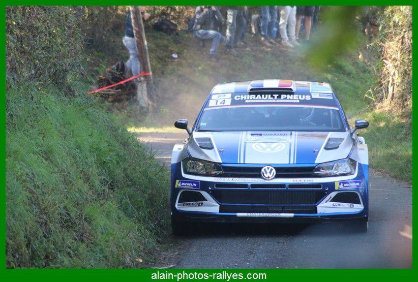 Finale de la coupe de France des rallyes 2021