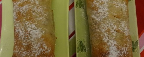 Apple strudel : facile et rapide!