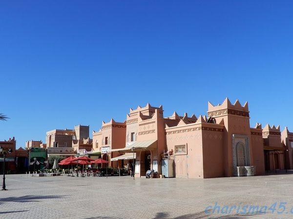 Zagora (Maroc en camping-car)