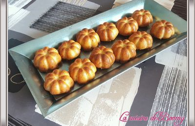 Mini charlottes fromage ail et fines herbes