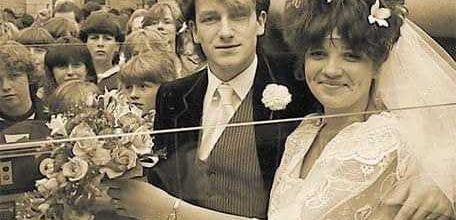 Joyeux Anniversaire de mariage Bono et Ali