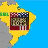BRÉSIL : Les liens étroits du conseiller économique de BOLSONARO avec les CHICAGO BOYS de PINOCHET au CHILI - Commun COMMUNE [le blog d'El Diablo]