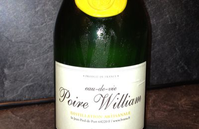 Poire William 44°de chez Brana