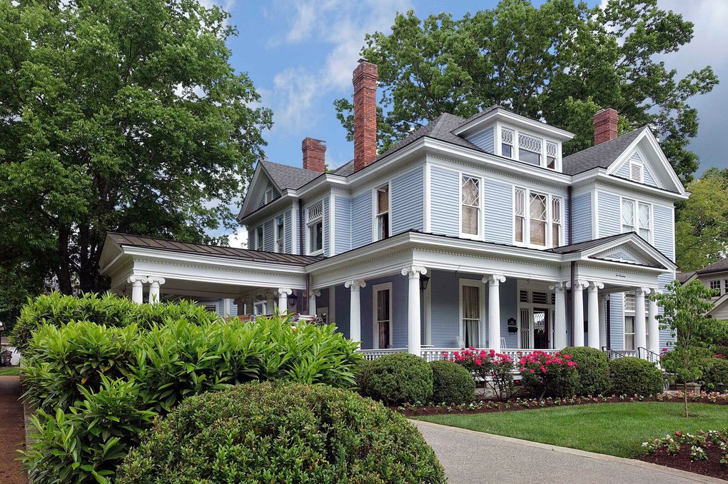 Diaporama : maisons antebellum de Franklin