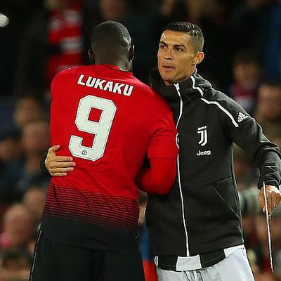 Cristiano Ronaldo Makes Shocking Confession To Lukaku About Serie A (Must Read)