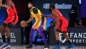 Anthony Davis et les Lakers font le break face à Houston (3-1)
