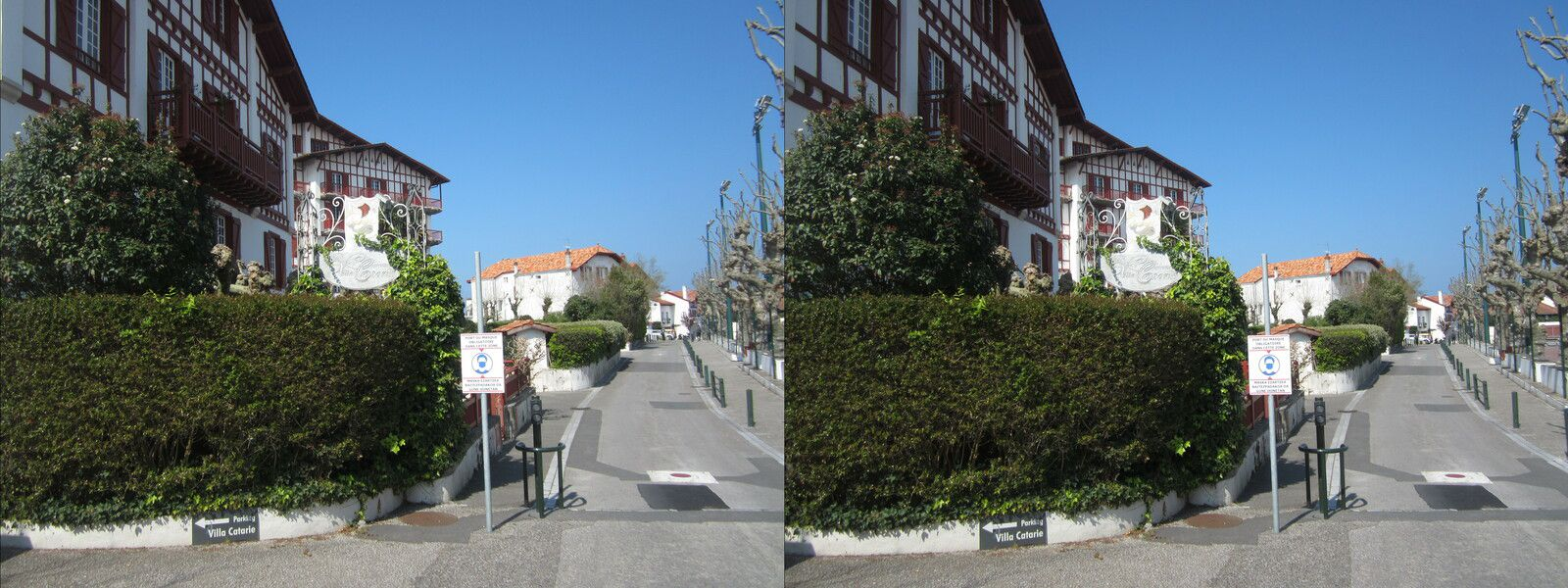 Bayonne -> Saint-Jean-de-Luz en 3D