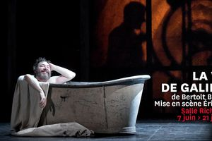 La Vie de Galilée (B. BRECHT, Comédie Française, Mise en scène Eric Ruf)