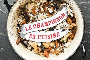 Le Champignon en Cuisine, 130 bonnes raisons de se remettre aux Spores
