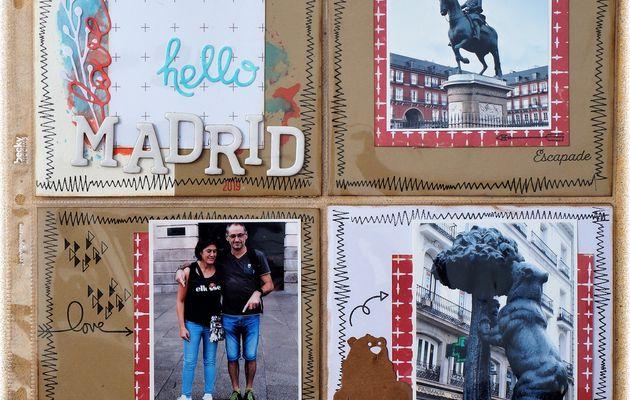 [ project life ] arrivée à Madrid