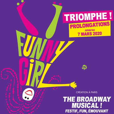 Funny Girl : Quand Broadway s'installe au Théâtre Marigny!