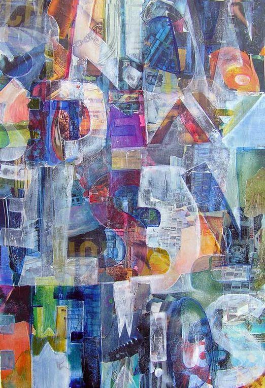 De l'instantané à la durée, le temps est un matériau dont chaque peintre doit savoir se servir...