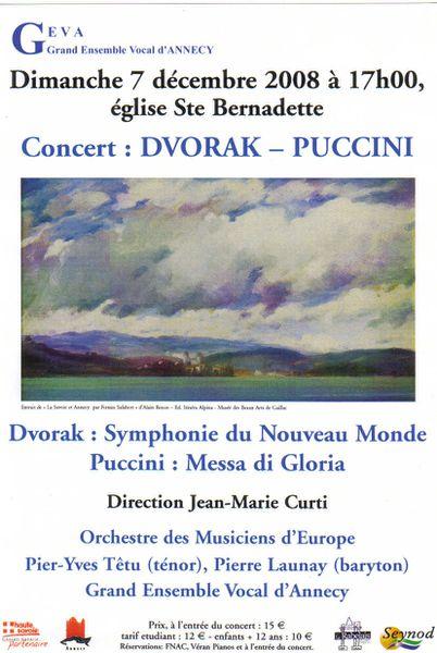 Missa di Gloria de Puccini