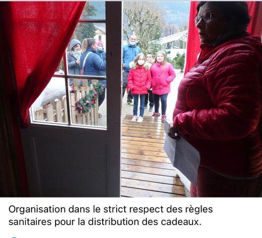 Opération soutien aux sinistrés de la vallée de la Vésubie