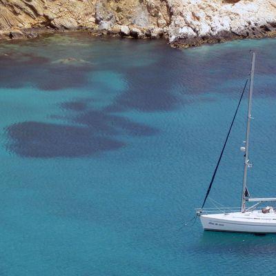 Paros - Donoussa - Amorgos - Schinoussa