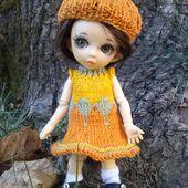 Petite robe pour Pukifée
