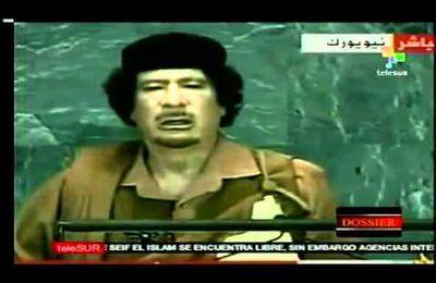 ¿SERA VERDAD?,MIRA AQUI UN VIDEO EN EL CUAL SE AFIRMA POR QUE EN REALIDAD MATARON A MUHOMAR GADAFI