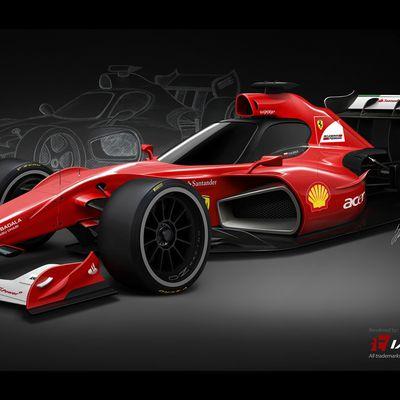 Et si la F1 évoluait vraiment !?