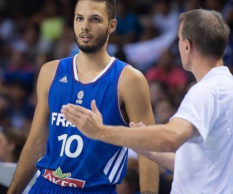 Dégoûté pour sa non-sélection avec l'équipe de France, Evan Fournier ne cache pas sa colère