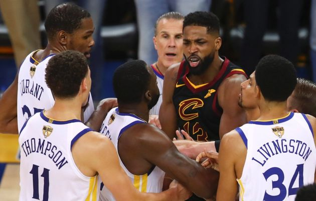 Tristan Thompson et Kevin Love évitent la suspension