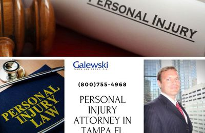 Personal Injury Attorney in Tampa, FL