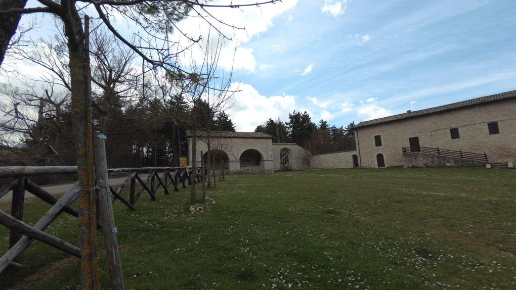 Santuario di Macereto, Visso (MC) - Sanctuary of Macereto