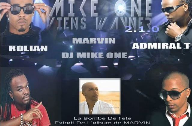 [CLUB] MARVIN DJ MIKE ONE - VIENS WAYNER 2.1.0 - 2012