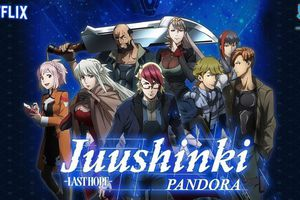 [japanimation] Jûshinki pandora (last hope)