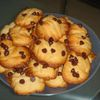 Mes petits biscuits chocolat / vanille