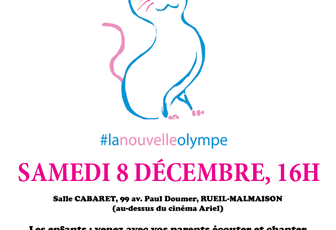 #lanouvelleolympe : le spectacle-musical