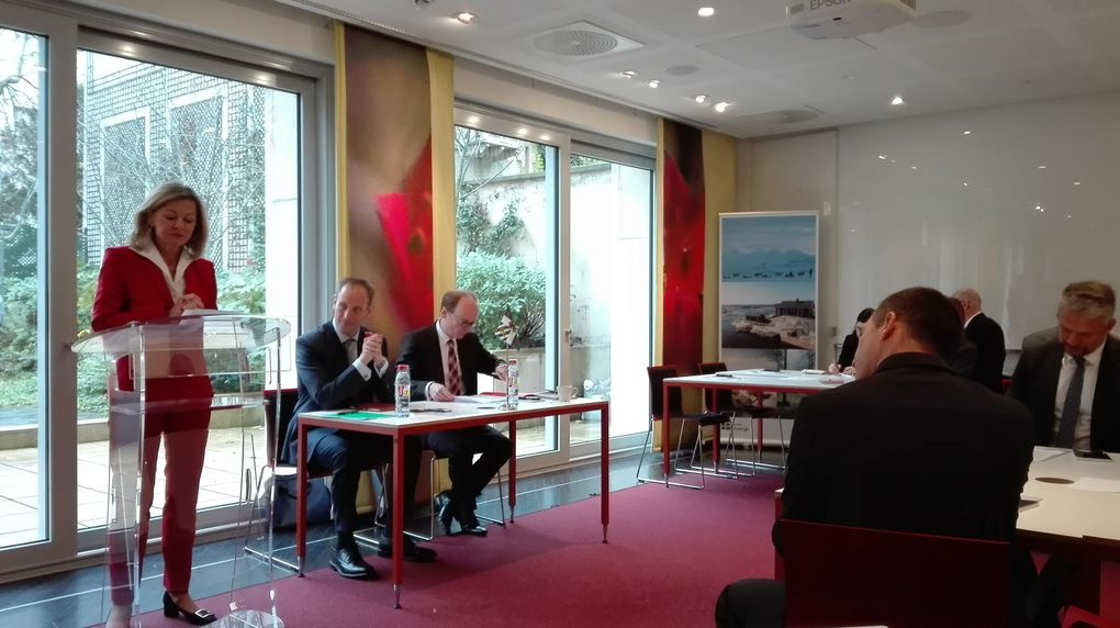 Roundtable discussion France Sweden : European Defence Cooperation : convergence ad diversity