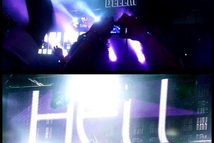 Tiësto photos: Hangar - Belem / Brazil 06 feb 2012
