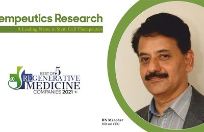 Stempeutics Research: An Leading Name in Stem Cell Therapeutics