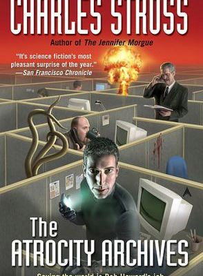 Free share book download The Atrocity Archives