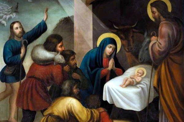 Lundi 24 Décembre 2018 : Nativité du Seigneur Jésus-Christ (messe de la nuit)