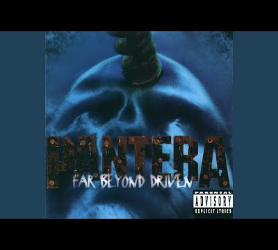 "Song of 1994 #2 : ""Strength Beyond Strength"" par Pantera"