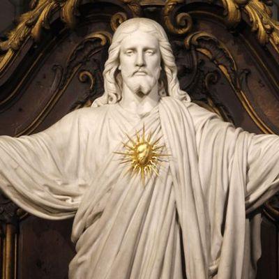 SAINT CYPRIEN ET SAINT AUGUSTIN ET LE SACRE COEUR DE JESUS