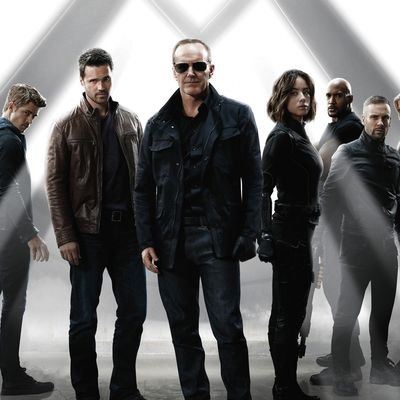 MARVEL AGENTS OF S.H.I.E.L.D (2013-)