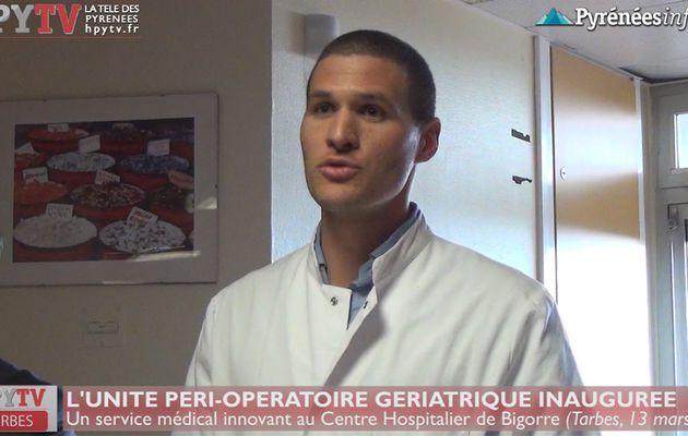 Un service médical innovant au Centre Hospitalier de Tarbes (13 mars 18) | HPyTv La Télé de Tarbes