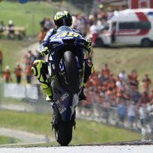 MotoGP Valentino Rossi : « l'avenir du MotoGP est en jeu »