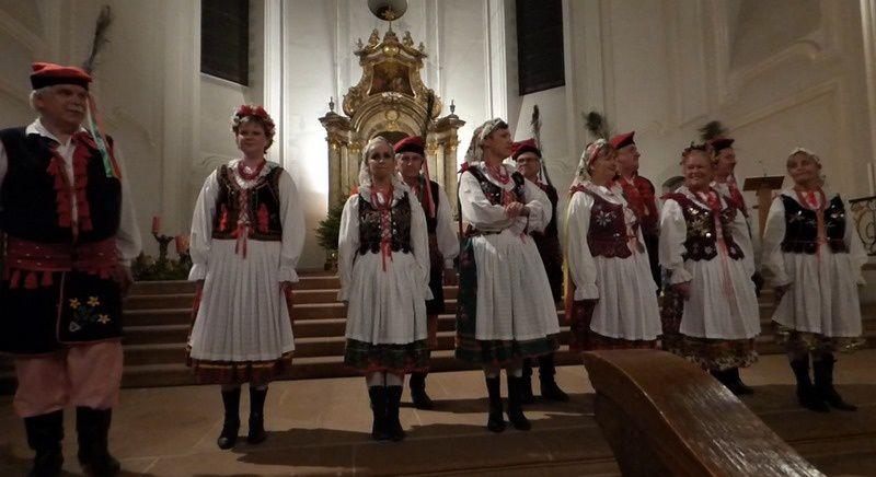 POLONIA chante Noël à Neuf-Brisach
