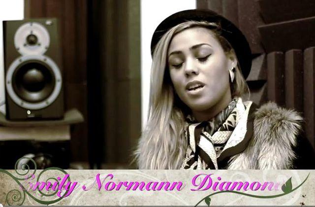 [COVER] EMILIE NORMANN - DIAMOND COVER - 2013
