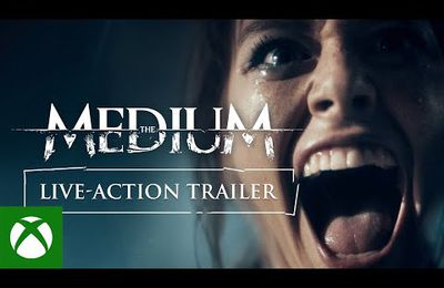 [ACTUALITE] The Medium - Le nouveau trailer Live Action