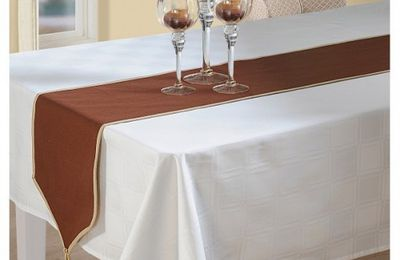 Why Do You Need Dining Table Runners?