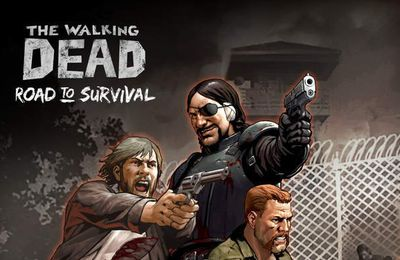 The walking dead road to survival vk